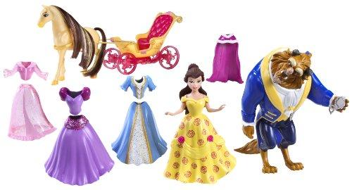 Mattel Disney Princess Favorite Moments Belle Deluxe Gift Set