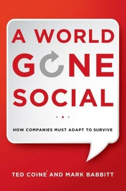 Download How Companies Must Adapt to Survive A World Gone Social (Hardback) - Common ebook