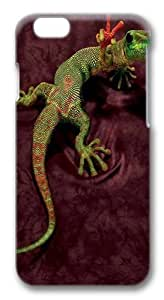 Peace Out Gecko Lizard PC Case Cover for iphone 6 (4.7) and iphone 6 (4.7) inch 3D