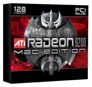 ATI Radeon 9200 Mac Edition PCI Video Card 100 436011