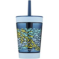 Contigo Spill-Proof Kids Tritan Straw Tumbler 14 oz
