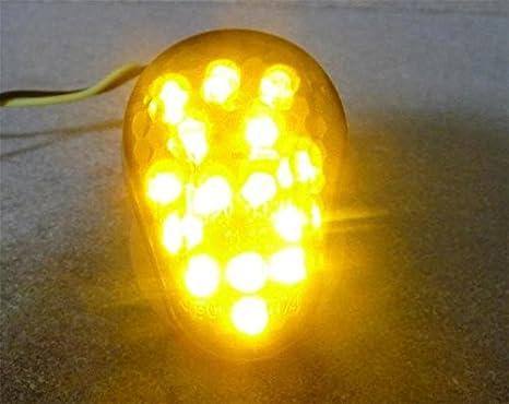 Amazon.com: MBB 2 x Flush Mount LED a su vez señales de humo ...