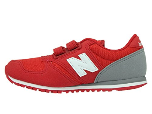 Blanc New Balance Rouge Pour Fille Blanc Rouge Rouge Baskets Rouge Mode 0qFAwS0