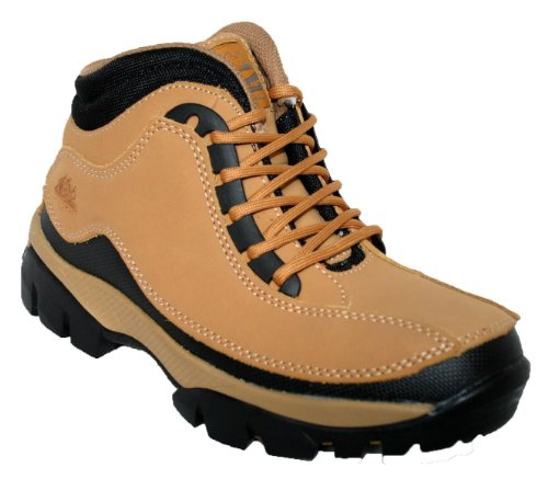 Unisex 386 Gr86 Honey Groundwork Cuero Seguridad S Zapatos De U70gq4