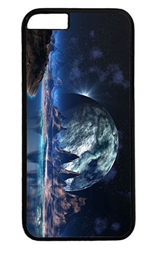 Beautiful Cool Space PC Black Case for Masterpiece Limited Design iphone 6 by Cases & Mousepads