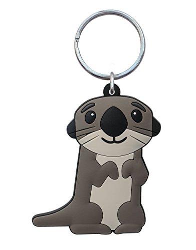 Disney Finding Dory Otter Soft Touch PVC Key Ring