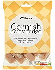 Dairy Fudge Waitrose 225g - Pack of 2