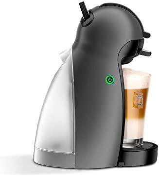 Krups Kp100B - Cafetera Nestlé Dolce Gusto Piccolo, 15 Bares ...