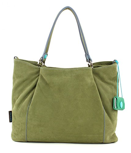 Gabs LUCIA Franco Shopper Bag M Dark Green