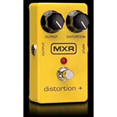 MXR M-104 DISTORTION+