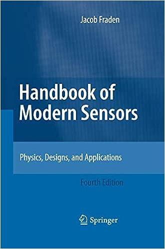Handbook of Modern Sensors: Physics, Designs, and Applications
