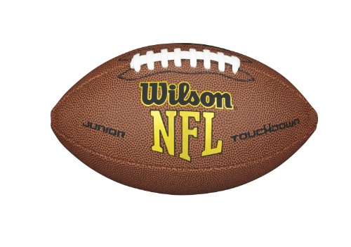 Wilson NFL Touchdown Football - Junior]()