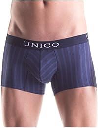 Underwear for Men Cotton Short Boxer Briefs Stripes Calzoncillos
