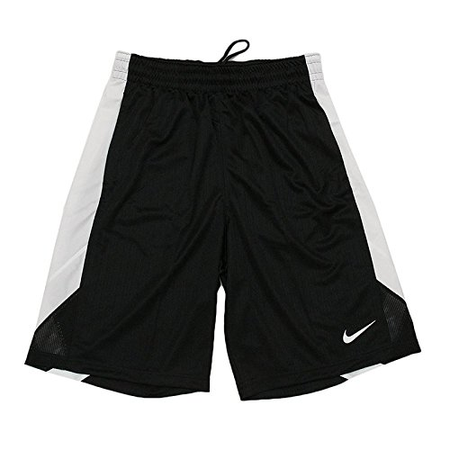 Nike Layup 2.0 Mens Basketball Short Industrial Black/White M