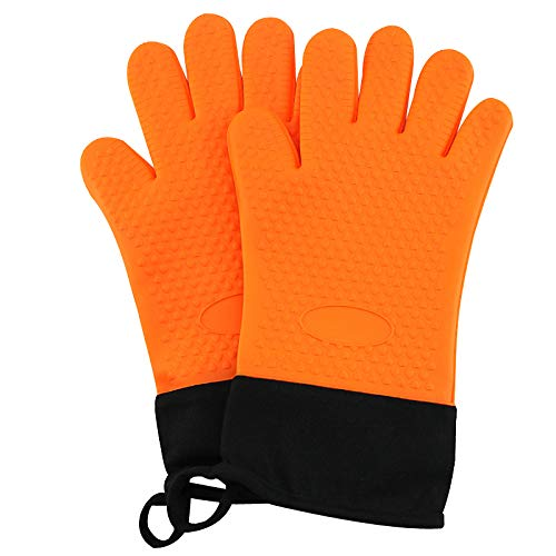 DiamondZoe Silicone Insulation Gloves Available