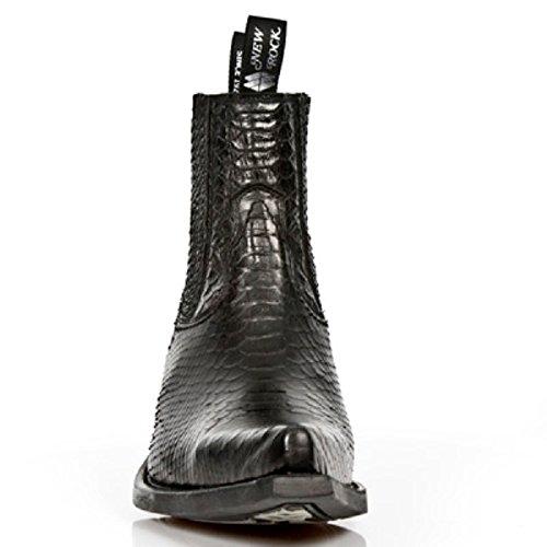 coccodrillo stivaletti 7953 di stivali pelle M Rock S4 NEWROCK New qZYIPP
