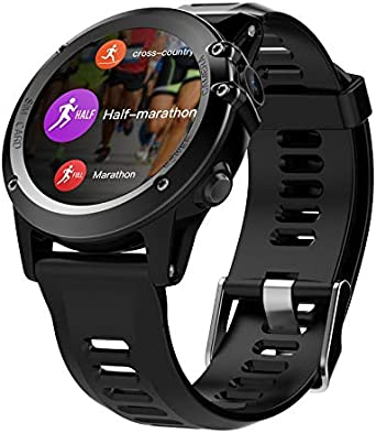 WTTDHK Reloj Inteligente Microwear H1 Smart Watch Android 4.4 a ...