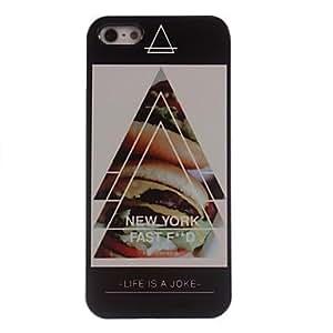 MOFY-Caso duro york dise–o de aluminio para el iphone 5 / 5s