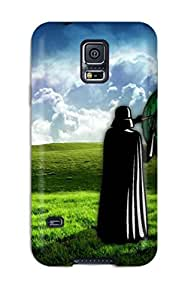 Durable Case For The Galaxy S5- Eco-friendly Retail Packaging(star Wars Humor)