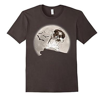Funny Shih Tzu Dabbing Shirt Dog Halloween Costume T Shirt