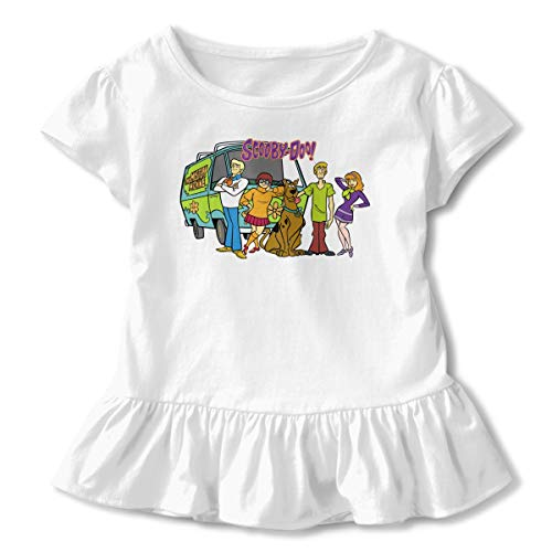 Scooby Doo Family Toddler Baby Girls' Short-Sleeve Shirts and Tops]()