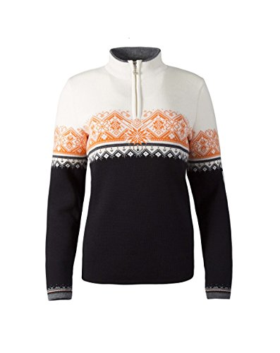 Peel black Black White Dale smoke Sweater orange off Moritz Of St Femenina Norway nZ7WC1Zzq