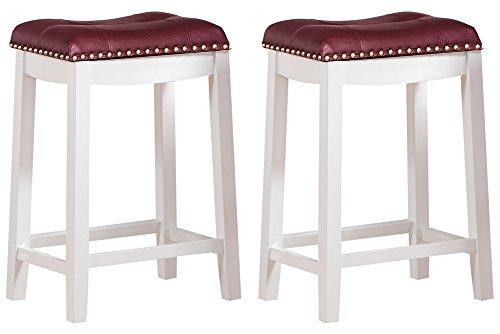 (Angel Line 43416-21 Cambridge bar stools, 24