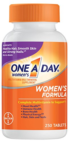 One A Day Pills Multivitamin Multimineral Supplement Tablets