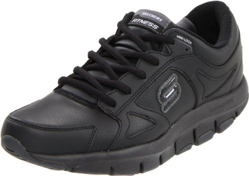 Skechers Performance Shape Up Liv-Lucent Damen Hallenschuhe Schwarz - Noir (Blk)