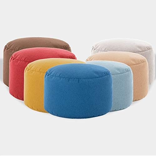 Lsxlsd Simple Modern Home Small Bench Economy Sofa Stool Fashion Creative Footstool Living Room Stool (Color : Light - Economy Stool Step