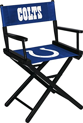 Imperial Officially Licensed NFL Merchandise: Directors Chair (Short, Table Height), Indianapolis Colts