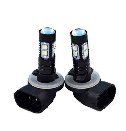 881 fog light bulb 8000k - 7