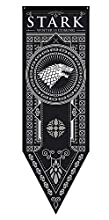 ForPeak Game of Thrones Stark Banner- Winter is Coming