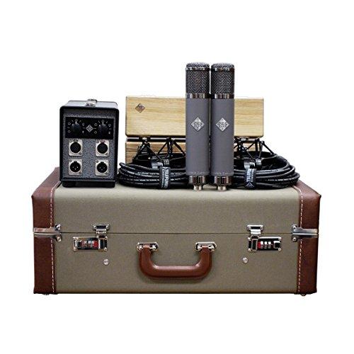 Telefunken AR-51 STEREO SET | Tube Condensor Microphone Stereo Set