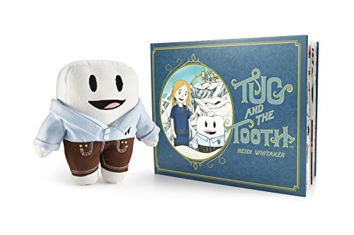 Tug and the Tooth Book & Plush Set