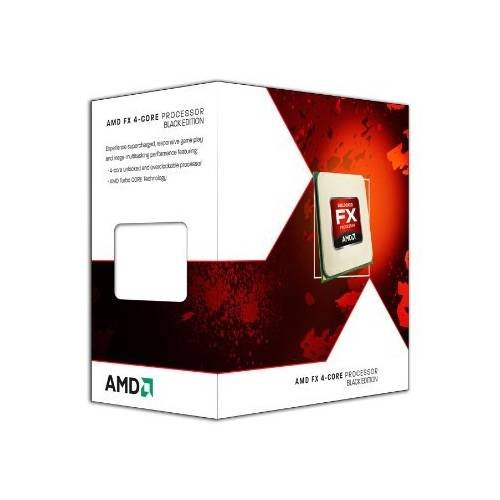 AMD FD4300WMHKBOX Quad core FX 4300 Processor product image