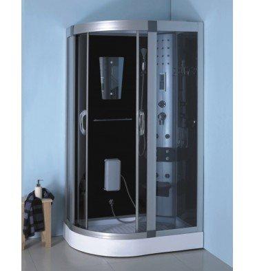 Cabine de douche BACAN, 115*80*215 cm: Amazon.fr: Cuisine