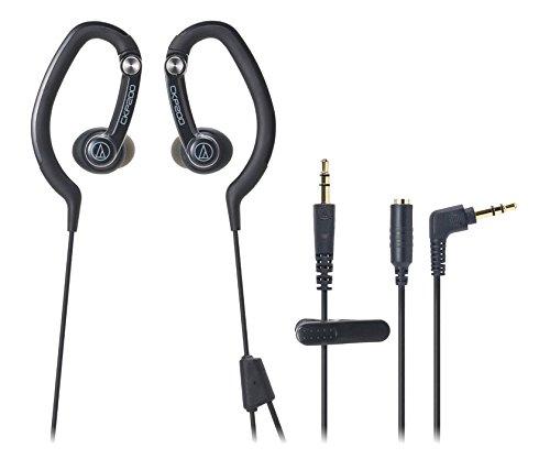 Audio-Technica ATH-CKP200 SonicSport In-Ear Headphones - Ste