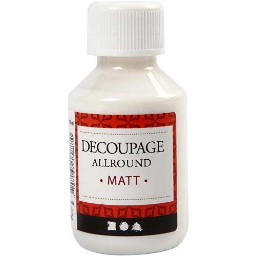 Creativ 100 ml Decoupage Lacquer Matt by Creativ (Image #1)