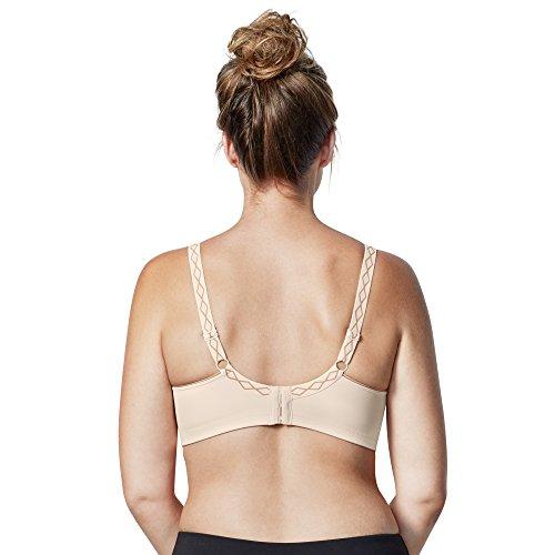 Medela - Soutien-gorge spécial maternité Femme 350.0412 - Beige (Chai Almond) - FR : 100J (Taille fabricant : 85J)