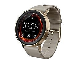 Misfit Vapor Touchscreen Smartwatch, Beige