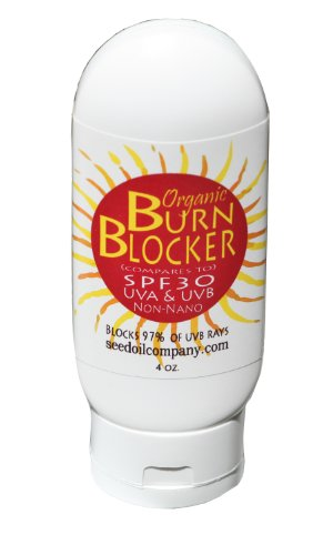 Burn Blocker Sun Lotion 30 spf Organic made in Oregon USA ~ 4 - Oregon Uva