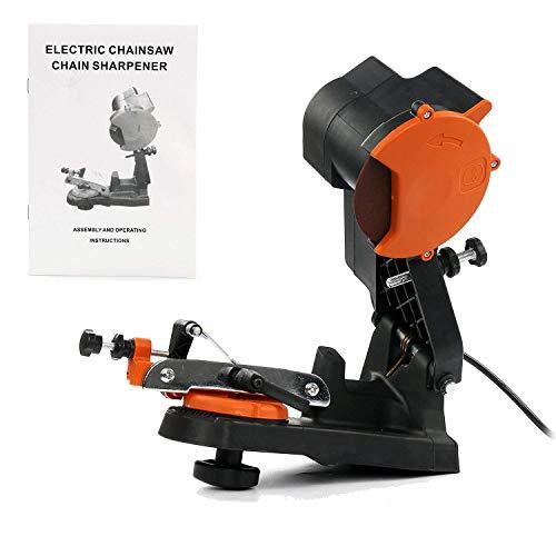YaeTek Electric Chainsaw Sharpener