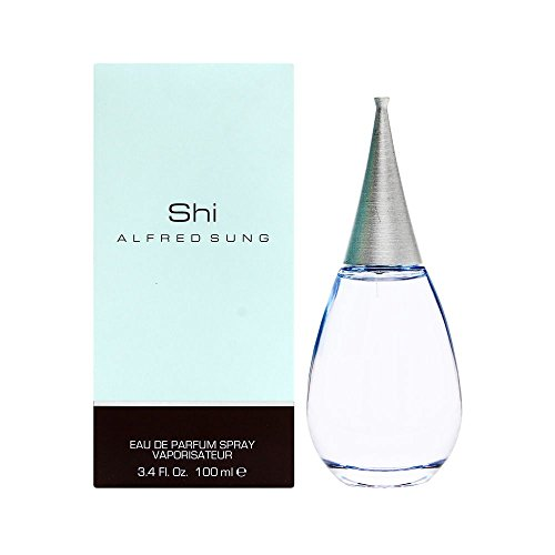 Alfred Sung Shi Eau De Parfum Spray for Women, 3.4-Ounce