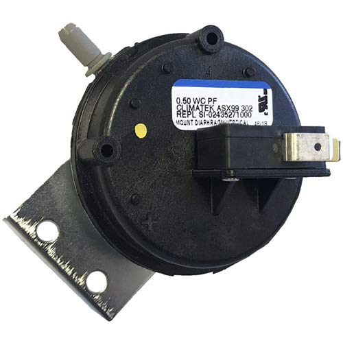 York Luxaire Air Pressure Switch 024-27638-001-1.00 PF