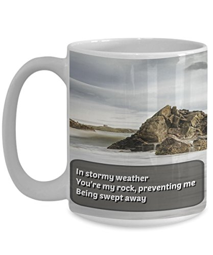 Dealio Hound Valentine Coffee Mug - In Stormy Weather for sale  Delivered anywhere in Canada