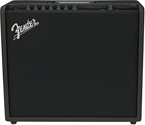 Fender Mustang GT-100 Bluetooth Enabled Solid State Modeling Guitar Amplifier