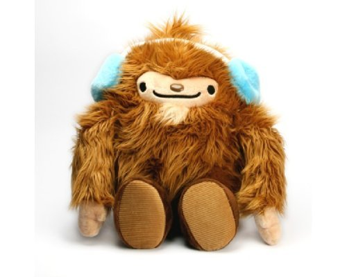 Canada 2010 Plush Mascot Quatchi Vancouver 2010 Olympic Winter Games