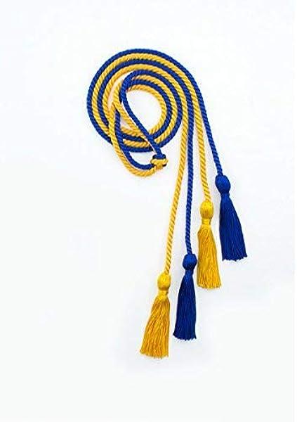 Official National Honor Society White Graduation Sash Stole Pendant NHS VTG