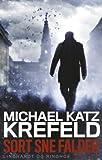 Front cover for the book Sort sne falder by Michael Katz Krefeld